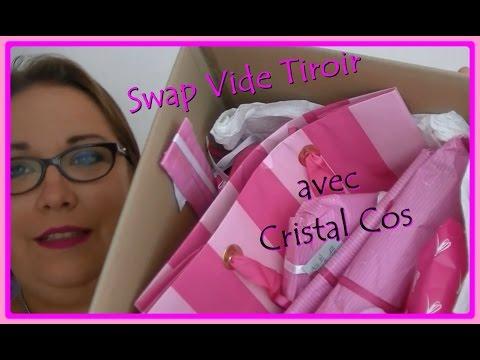 Swap Vide tiroir avec Cristal Cos