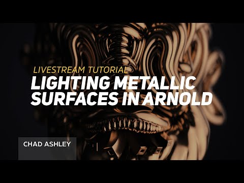 Lighting Tips for Arnold in Cinema 4D