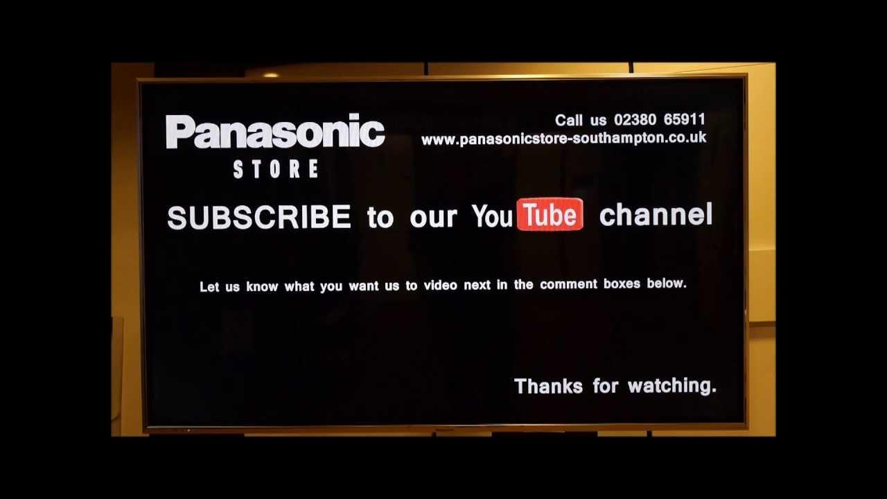 Drivers Update: Panasonic Viera TX-40DSX639 TV