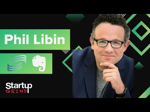 Build a 100 Year Startup | Phil Libin (General Catalyst, Evernote) & Michael Gasiorek (Startup Grind