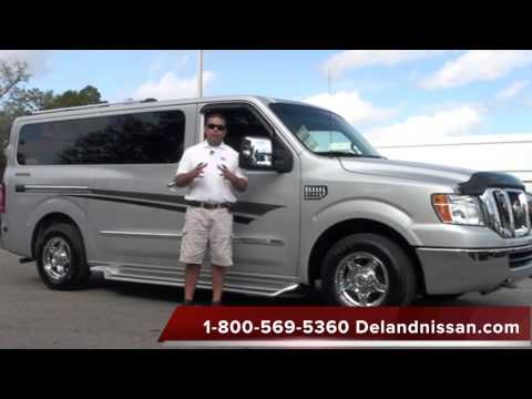 For Sale Florida 2012 Nissan Nv Cargo 2500 Sv V8 Sherrod