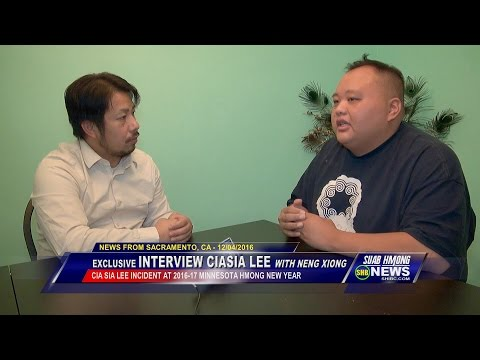 SUAB HMONG NEWS:  Full Insight CiaSia Lee