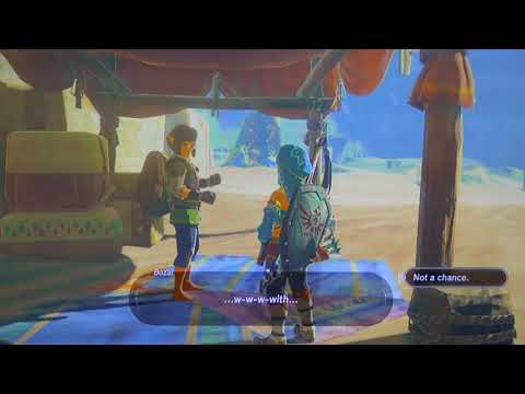 BotW#118   Sand Boots U0026 Snow Boots Made Easy   Map Of Eighth Heroine U0026 Forgotten  Sword Locations