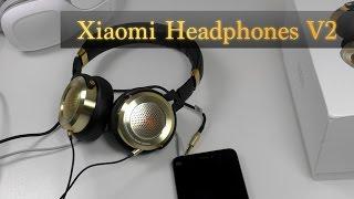 xiaomi Mi Headphones 2 (новые в старом образе)