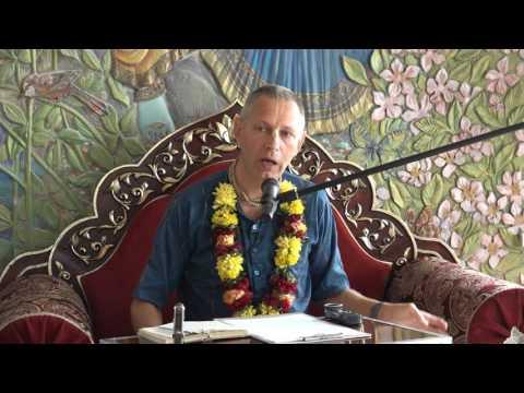 Бхагавад Гита 8.22 - Враджендра Кумар прабху