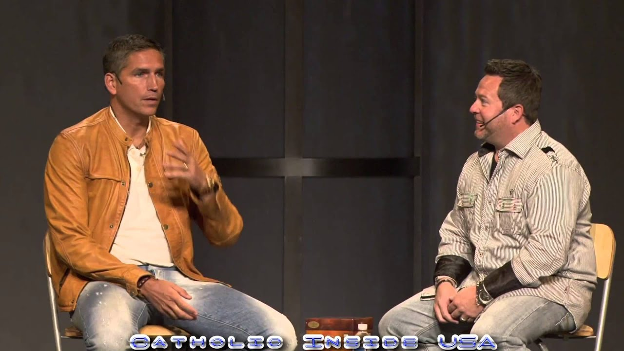 Passion of the christ jim caviezel interview