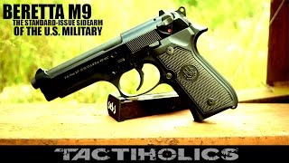 Beretta M9 | The U.S. Military Standard Issue - Tactiholics™