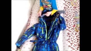 Видео обзор  зимнего мембранного костюма фирма Kalborn.