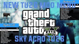 GTA V - Sky Acro TU26 Mod Menu | + Download | Xbox/RGH/Jtag