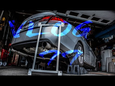 homepage tile video photo for 9th Gen Accord Ultra Racing Floor Brace, 2014 Prius V Headlight Bulbs and Other Stuff | Vlog 77
