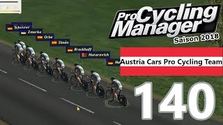 Pro Cycling Manager 2018 - #140: 5. Etappe Tour de France & Österreich-Rundfahrt
