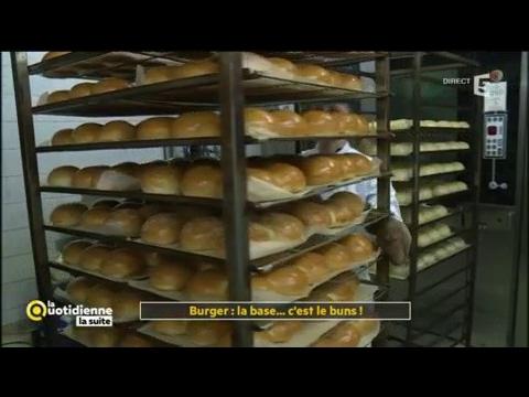 Burger : la base ... c'est le buns ! - La Quotidienne la suite