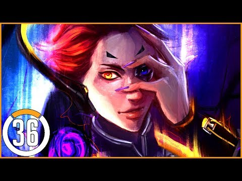 | IT'S ALL ABOUT GIVE AND TAKE! | Overwatch MOIRA Gameplay #36