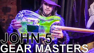 John 5 of Rob Zombie - GEAR MASTERS Ep. 193