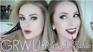 GET READY WITH US! Pale Skin Edition feat. Sally Jo!