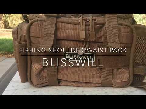 Blisswill Fishing Pack