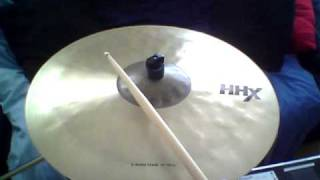 "Sabian HHxtreme 19"" Crash Cymbal"