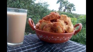 മുളകുവട // Hotel Style MULAKUVADA // TEA Time Spicy Snack // Kerala Tattukada// My Style Cooking