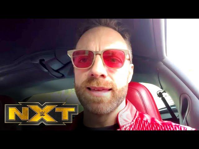 LA Knight is calling the shots: WWE NXT, Feb. 24, 2021