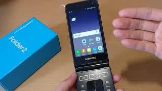 【國恒電訊】▀▀Samsung Galaxy Folder 2 G1650 ▀▀ 影片介紹