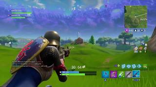 """Beautiful AIM Assist"" do Fortnite HL"