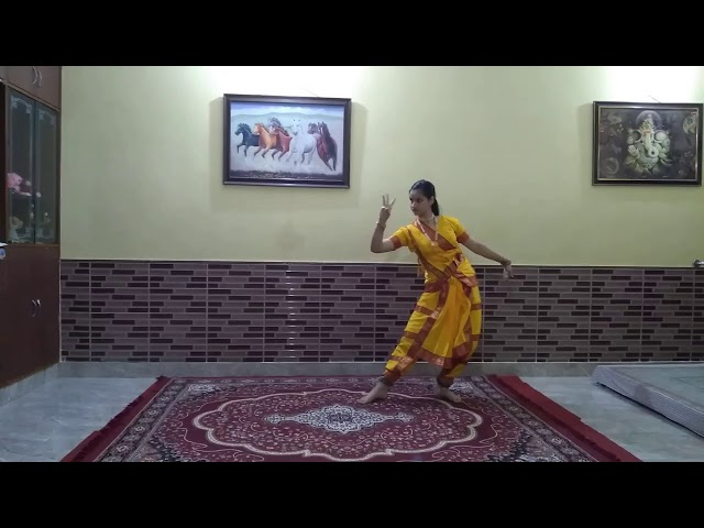 Dance Entry | Sanvi Raina 5 | New Delhi, India