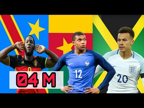Top Players Who Didn't Play For Their Original  Countries -  Full Version