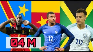 Top Players Who Didn't Play For Their Original  Countries -  Full Version Video