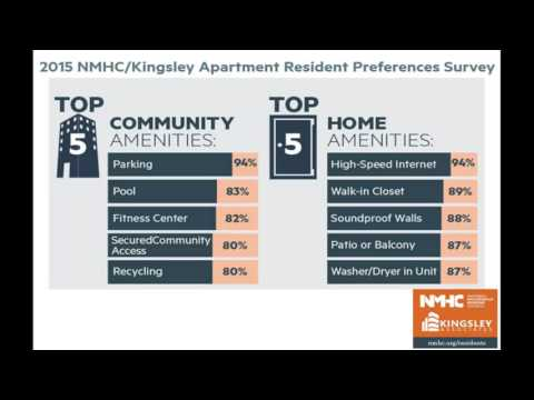 Top Apartment Rental Amenities V. Single Family Rental