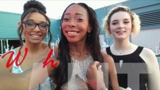 north caddo 2017 senior night video