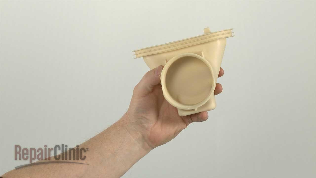 Ge Profile Dishwasher Filter Ge Dishwasher Sump Replacement Wd18x213 Youtube