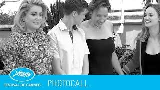 LA TÊTE HAUTE -photocall- Cannes 2015
