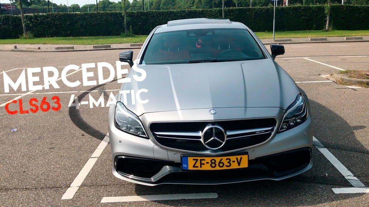 2015 Mercedes Benz CLS63 AMG S-Model 4Matic inceleme & test sürüsü – 585 Beygir