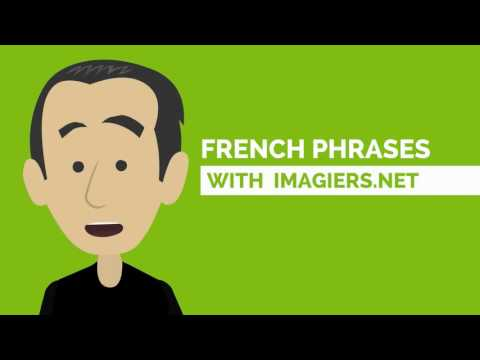 Learn 150 French phrases with English translation # 1