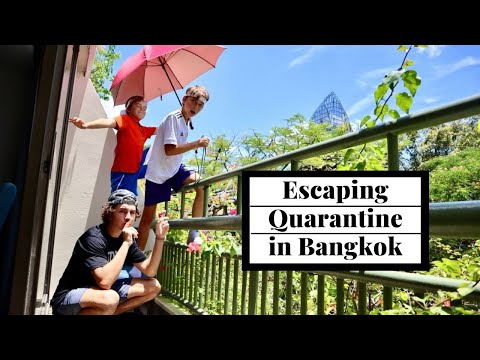 Review of Movenpick Quarantine Hotel in Bangkok / Tips and Tricks on having the best ASQ