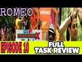MTV SPLITSVILLA X EPISODE 10 FULL TASK REVIEW