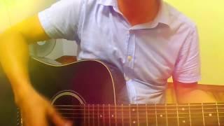 Nỗi buồn hoa phượng guitar cover
