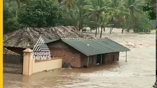 Chief Minister Pinarayi vijayan to visit flood affected areas tomorrow