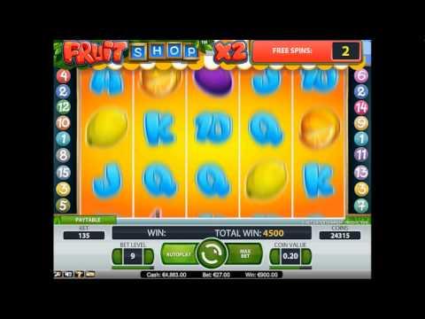 Улетный игровой автомат Фруктовая лавка - обзор от портала Slot-OK.com