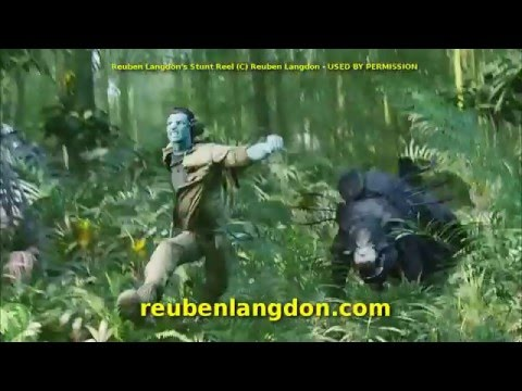 Interviews with Interdimensionals with Reuben Langdon