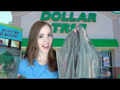 ANOTHER DOLLAR TREE HAUL! ~ JUNE 2017 | WHAT'S NEW AT THE DOLLAR STORE?! | OOPS...I DID IT AGAIN! :)