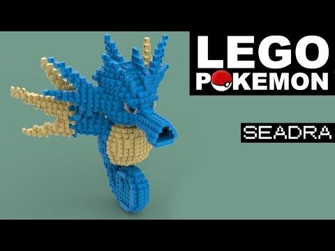 SEADRA Lego Pokemon (Custom)