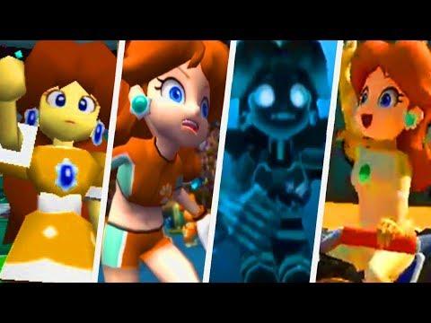 Evolution Of Daisy's Voice In Super Mario Games (2000 - 2017)