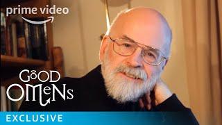 Good Omens - Featurette: Tribute to Terry Pratchett   Prime Video