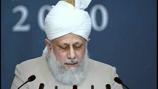Speech by Hadhrat Mirza Masroor Ahmad, Khalifatul Masih V(aba) at Jalsa Salana Germany 2010