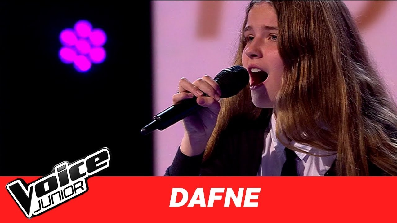 voice junior genudsendelse