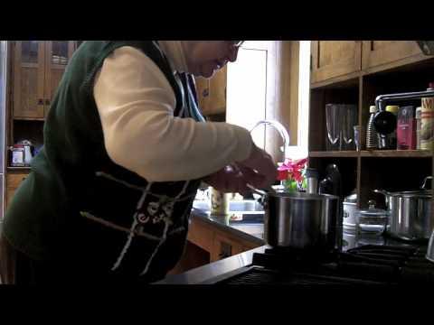 Houska With Vlasta Part 1 of 2