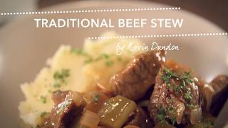 How to make an Irish beef stew