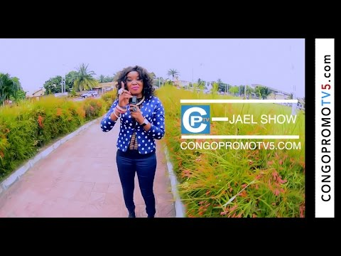 Jael SHOW la nouvelle animatrice de congopromoTV, La Danseuse de Koffi OLOMIDE...