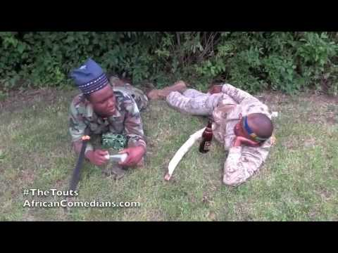Download American Soldiers vs Nigerian Soldiers Comedy